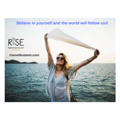 Boost your Self-Esteem with RISE
