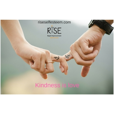 Self-Esteem and Kindness